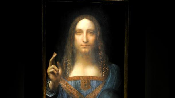 Da Vinçinin itən tablosu ile ilgili görsel sonucu