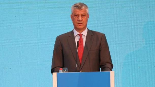 Thaçi: Nuk do të ketë ndarje të Kosovës | TRT  Shqip