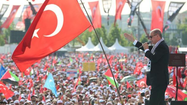 Erdogan: Bota islame dhe gjithë njerëzimi ka dështuar në sprovën e Jerusalemit | TRT  Shqip
