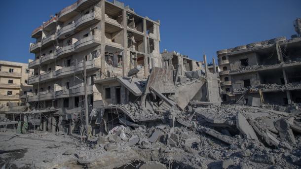 US-Präsident Trump will Militäreinsatz in Syrien