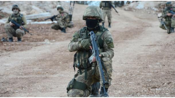 Em que posição a Turquia está entre os exércitos mais