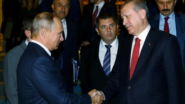 Erdogan-Putin: Të ruhet integriteti territorial i Irakut dhe Sirisë | TRT  Shqip