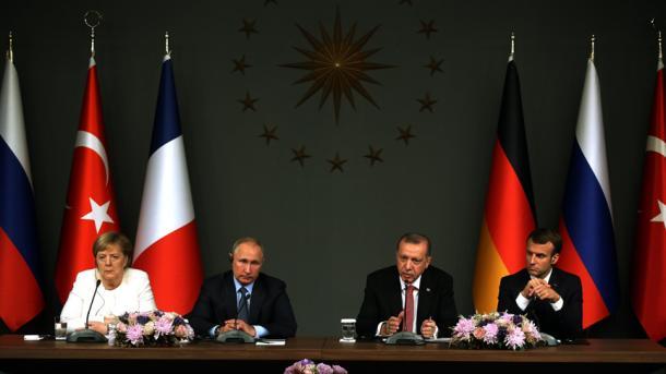 Samiti i Stambollit – Erdogan: Çështja në Siri u rëndua për shkak të indiferentizmit të botës | TRT  Shqip