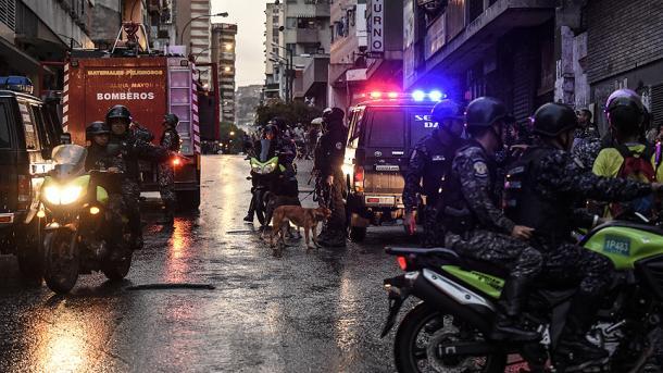 Presidenti i Venezuelës i shpëtoi atentatit | TRT  Shqip