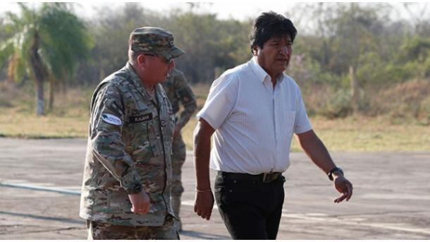 Golpe de Estado en Bolivia: renunció Evo Morales a la presidencia