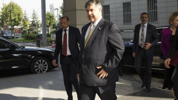 МИД Ирака вызвал посла Турции вБагдаде