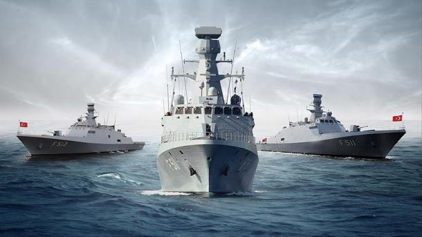 Défense: la Turquie vendra des corvettes pour acheter des chasseurs