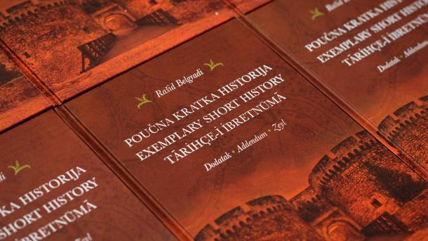 U Sarajevu promovirana knjiga o posljednjim danima osmanskog prisustva u Beogradu