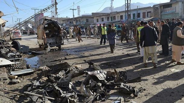 U ekpoloziji u Pakistanu stradao veliki broj ljudi