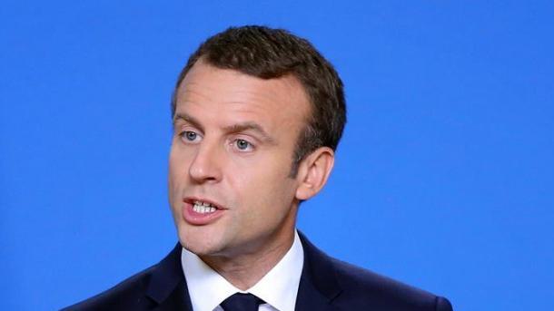 Macron: Esadi duhet të gjykohet si kriminel   TRT  Shqip