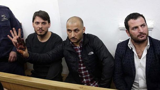 Милиция Израиля задержала врайоне Храмовой горы вИерусалиме 3-х жителей Турции