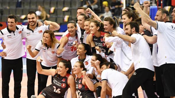 土耳其女排世联赛3-1战胜中国队 | 三昻体育投注