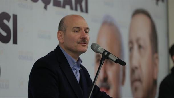 Soylu: Gjatë ditëve të ardhshme do t'i publikojmë marrëdhëniet e ShBA-së me PYD/YPG-në | TRT  Shqip