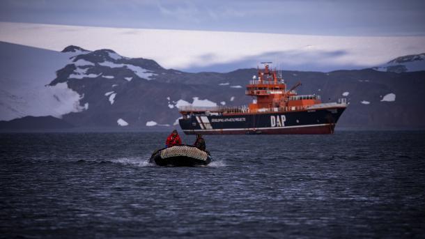 Turqia themeloi një bazë të përkohshme në Antarktidë | TRT  Shqip