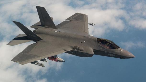 Avioni i të ardhmes, F-35 bëri fluturimin e parë | TRT  Shqip