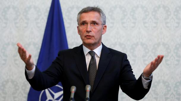 Stoltenberg përsëriti mbështetjen e NATO-s ndaj Turqisë për sistemet S-400   TRT  Shqip