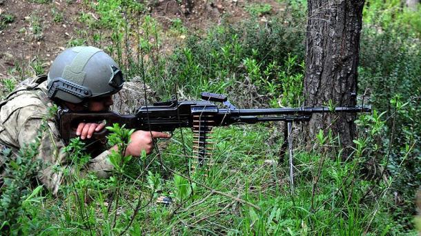 Ushtria turke neutralizon 280 terroristë të PKK-së gjatë muajit maj | TRT  Shqip
