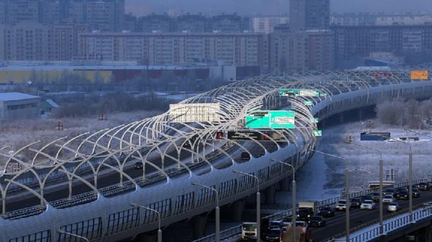 Всупермаркете Петербурга взорвалась самодельная бомба