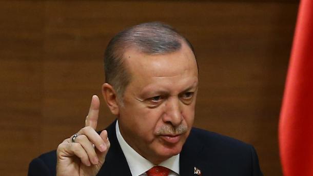 Erdogan i drejtohet ShBA-së: Durimi i Turqisë po pakësohet | TRT  Shqip