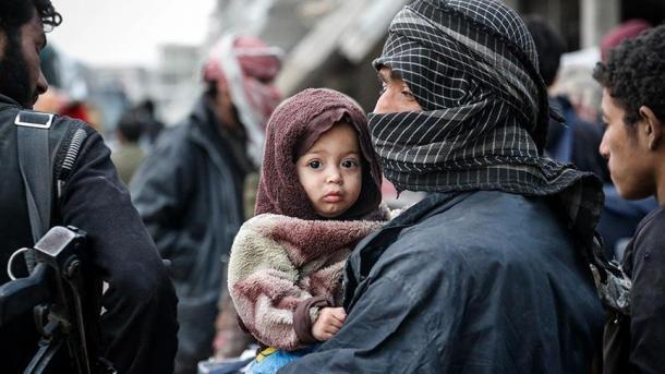 Más de 1.700 civiles murieron el último mes en Guta Oriental — ONU