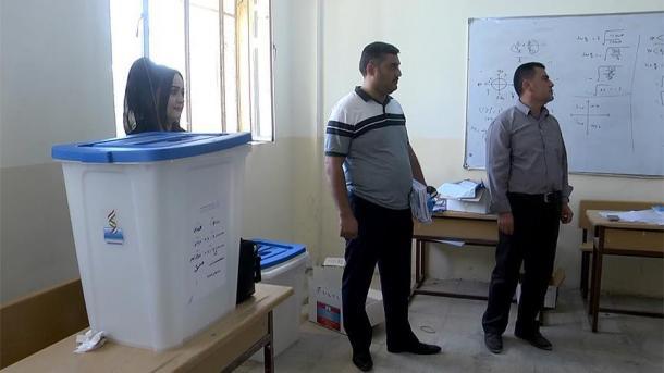 KRG-ja njofton pezullimin e zgjedhjeve presidenciale dhe legjislative të 1 nëntorit | TRT  Shqip
