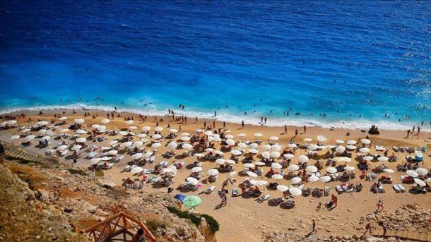 Turqi - Numri i vizitorëve me qëllim shëtitje kulturore dhe argëtim rritet në 41% | TRT  Shqip