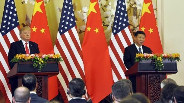 ShBA dhe Kina dakordohen për mosrritjen e taksave | TRT  Shqip