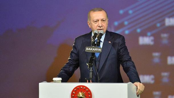 Erdogan: Na vëjnë kurthe sepse tremben nga progresi i Turqisë   TRT  Shqip