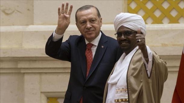 Erdogan dhe Al-Bashir publikojnë një komunikatë të përbashkët | TRT  Shqip