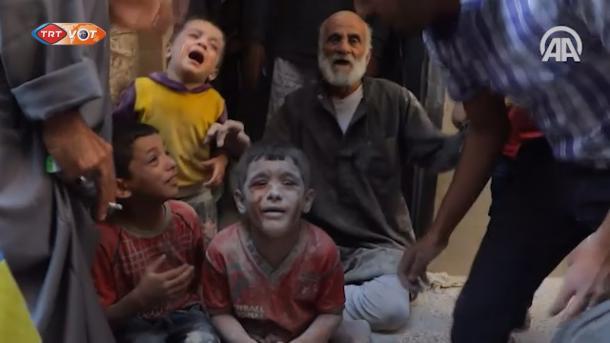 Napad na naselje u Halepu; 43 mrtvih, 80 povrijeđenih(VIDEO)