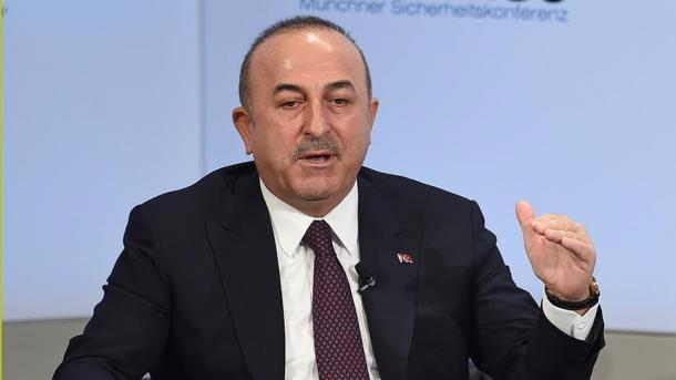Çavuşoğlu destaca que el lenguaje discriminatorio aumenta el extremismo en Europa Occidental