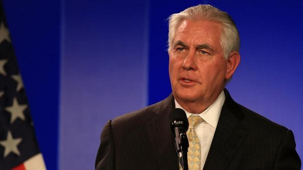 "WASHİNGTON POST: ""Președintele Donald Trump l-a concediat pe secretarul de stat, Rex Tillerson."""