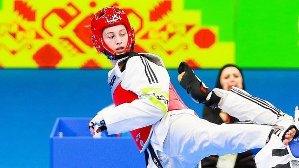 土耳其国家女子跆拳道选手夺得桂冠 | 三昻体育