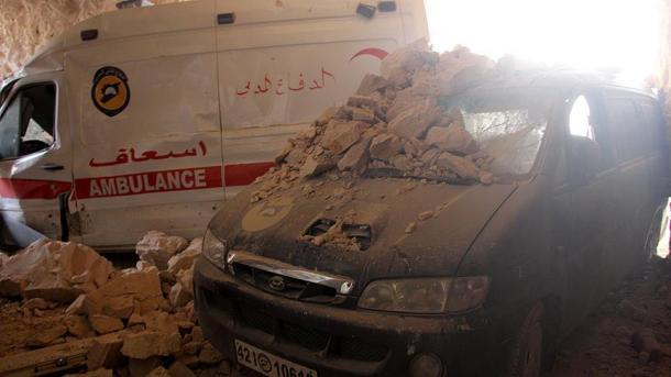Siri - Vazhdojnë sulmet intensive ajrore në rajonin Idlib | TRT  Shqip