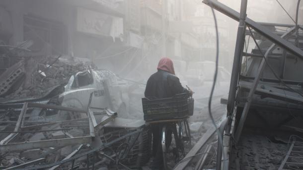 Pavarësisht armëpushimit Guta Lindore vazhdon të bombardohet | TRT  Shqip