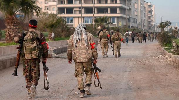 СМИ пояснили вход турецкой армии всирийский город Африн