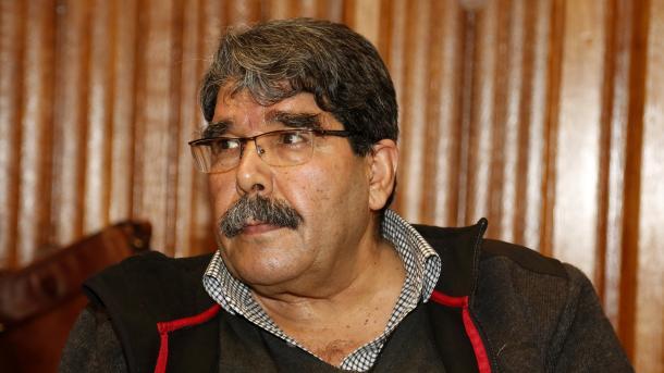 Kapet në Pragë ish-bashkëkryetari i PYD/PKK-së   TRT  Shqip