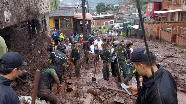 Declaran calamidad pública en Barrancabermeja tras deslizamiento en barrio de invasión