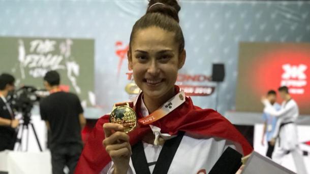 土耳其跆拳道选手在台湾赢得金牌 | 三昻体育官网