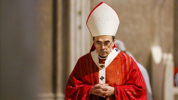 Le procès du cardinal Barbarin fixé au 4 avril — Affaire Preynat