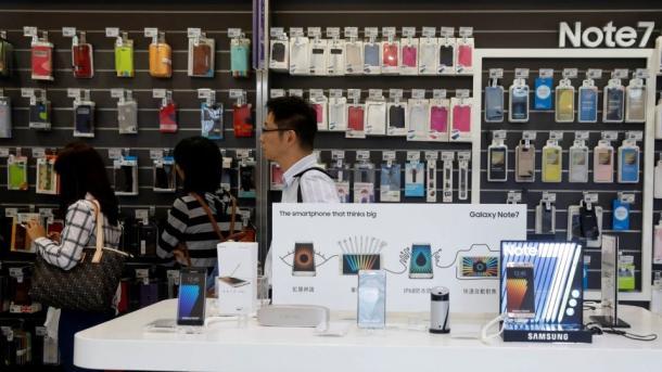 Samsung yapata pigo kubwa baada ya hitilafu za Galaxy Note 7