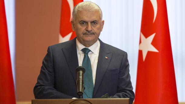 Kryeministri Yildirim tha se marrëdhëniet mes Turqisë dhe ShBA-së nuk varen nga individët | TRT  Shqip