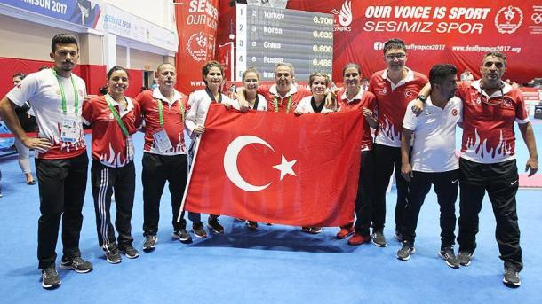 【2017サムスン・デフリンピック】 トルコ、メダルランキング4位に! | TRT  日本語