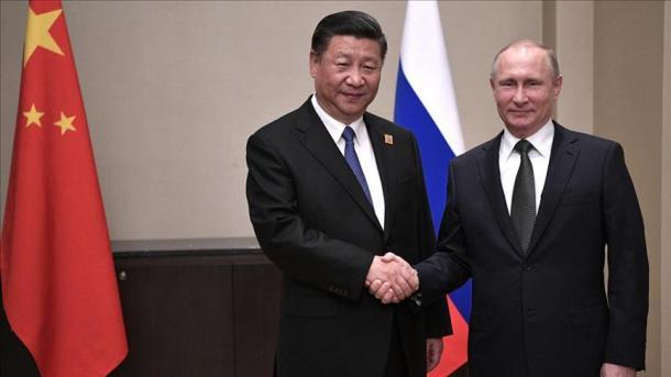 Путин вечером проведет неформальную встречу спредседателем Китайская народная республика - Кремль