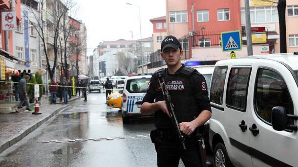 Napad na policijsku stanicu u istanbulskoj četvrti Bayrampaša