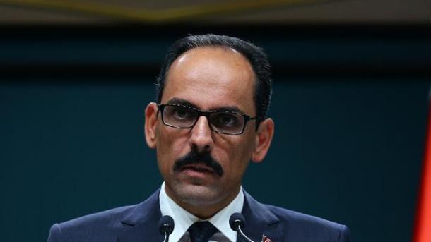 Kalin: Turqia nuk pyet asnjë për sigurinë e saj | TRT  Shqip