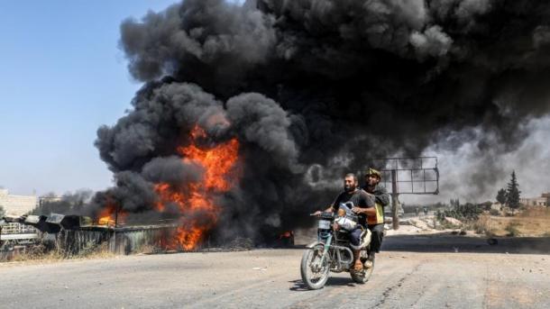 52 muertos en combates en Idlib, las facciones opositoras contraatacan — Siria