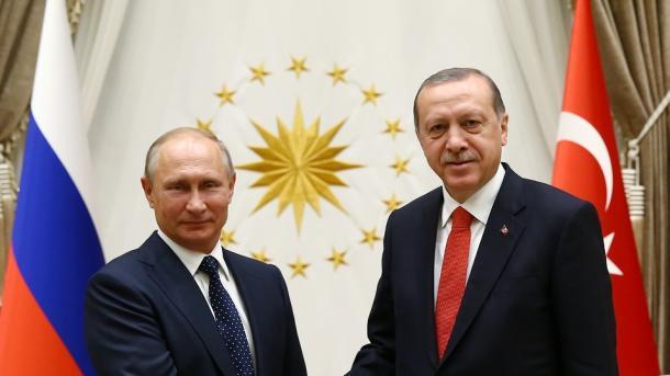 Putin në Turqi për vizitë pune | TRT  Shqip