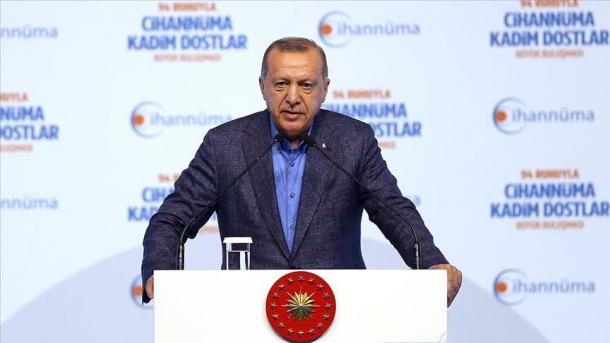 Erdogan: Mursi ishte 'simbol i shtypjes' | TRT  Shqip