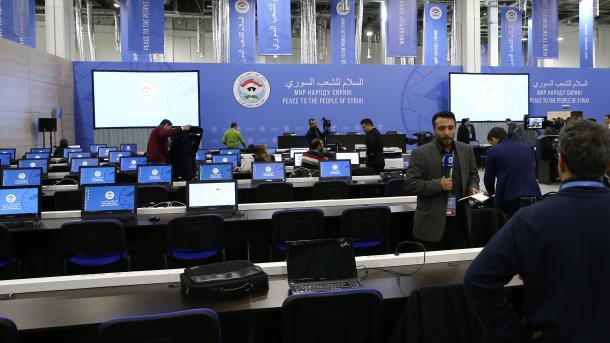 Участники сочинского конгресса поСирии избежали упоминаний Асада витоговом оповещении